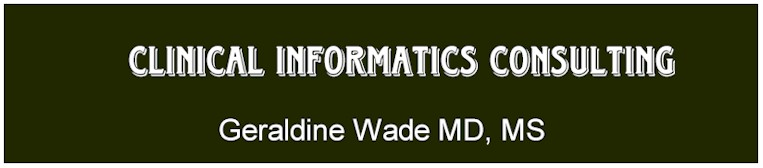 Clinical Informatics Consulting